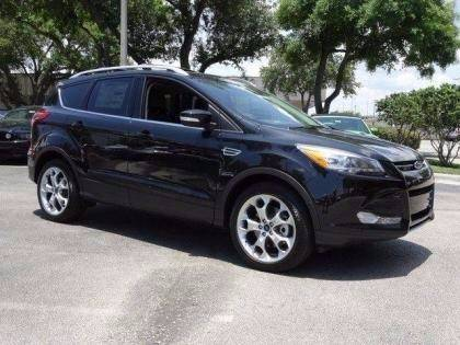 2014 Ford Escape for sale at Credit Connection Sales in Fort Worth TX