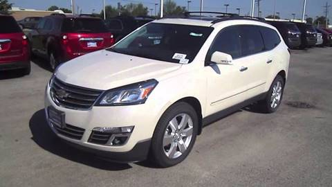 2009 Chevrolet Traverse for sale at Credit Connection Sales in Fort Worth TX