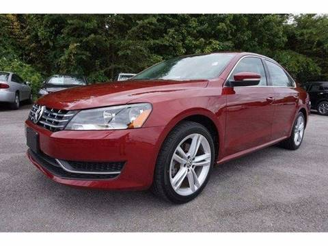2015 Volkswagen Passat for sale in Fort Worth, TX