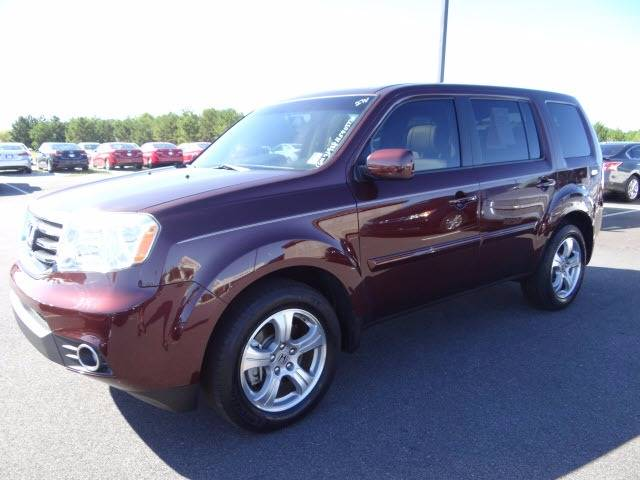2013 Honda Pilot for sale at Credit Connection Sales in Fort Worth TX