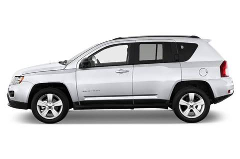 2015 Jeep Compass for sale at Credit Connection Sales in Fort Worth TX