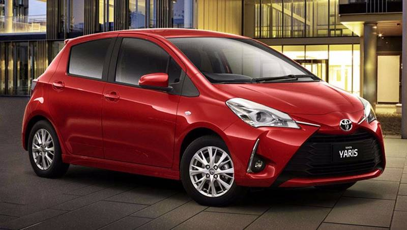 2017 Toyota Yaris for sale at Credit Connection Sales in Fort Worth TX