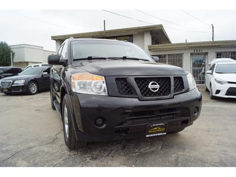 2013 Nissan Armada For Sale In Fort Worth, TX