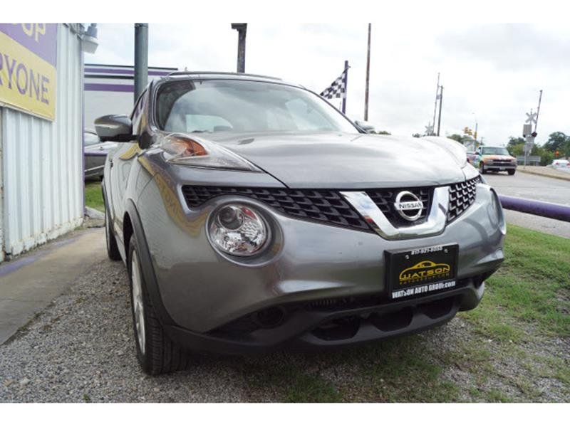 2015 Nissan JUKE For Sale At Credit Connection Sales In Fort Worth TX