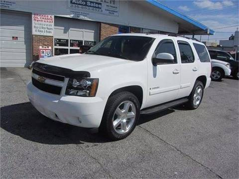 2007 Chevrolet Tahoe for sale at Credit Connection Sales in Fort Worth TX