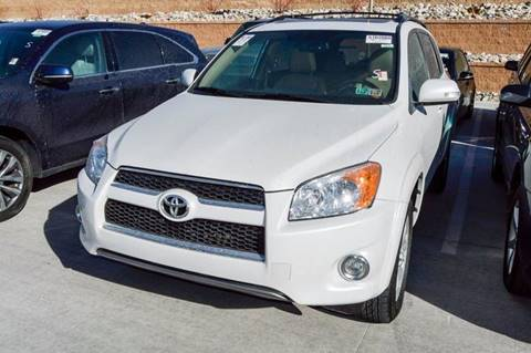 2012 Toyota RAV4 for sale at Credit Connection Sales in Fort Worth TX