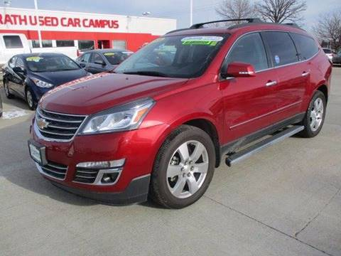 2014 Chevrolet Traverse for sale at Credit Connection Sales in Fort Worth TX