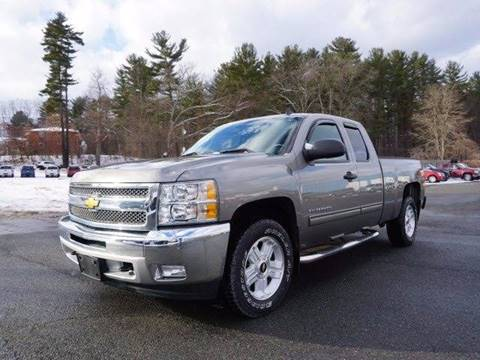 2013 Chevrolet Silverado 1500 for sale at Credit Connection Sales in Fort Worth TX