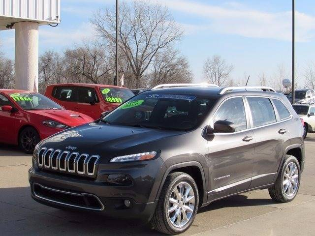 2014 Jeep Cherokee 4x4 Limited 4dr SUV - Fort Worth TX
