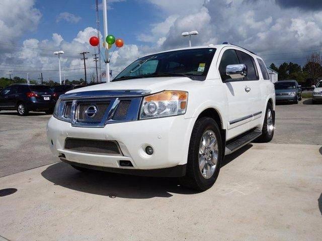 2010 Nissan Armada  - Fort Worth TX