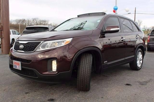 2014 Kia Sorento LX 4dr SUV - Fort Worth TX