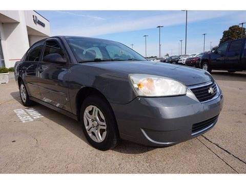 2009 Chevrolet Malibu for sale at Credit Connection Sales in Fort Worth TX