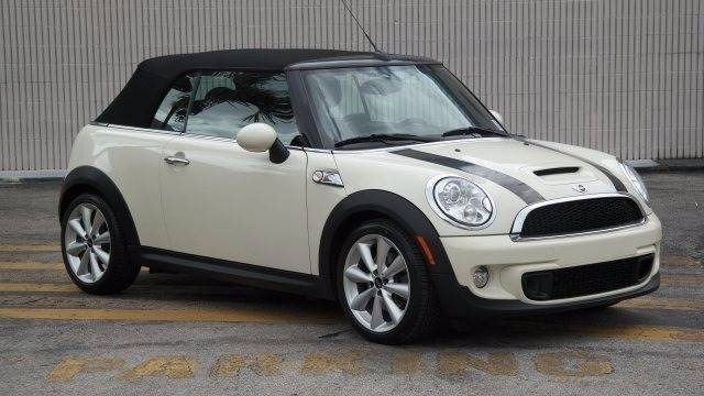 2012 MINI Cooper Convertible S 2dr Convertible - Fort Worth TX