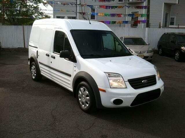 2010 Ford Transit Connect XLT 4dr Cargo Mini-Van w/o Side and Rear Glass - Elizabeth NJ