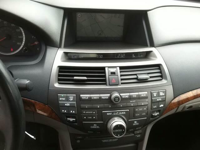 2011 Honda Accord EX-L V6 4dr Sedan w/Navi - Elizabeth NJ
