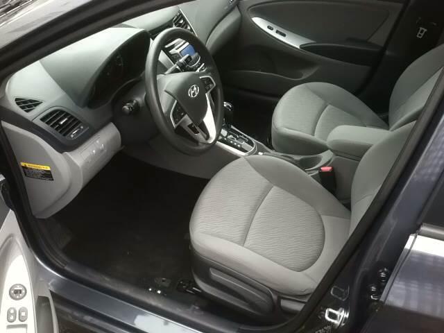 2012 Hyundai Accent GLS 4dr Sedan - Elizabeth NJ