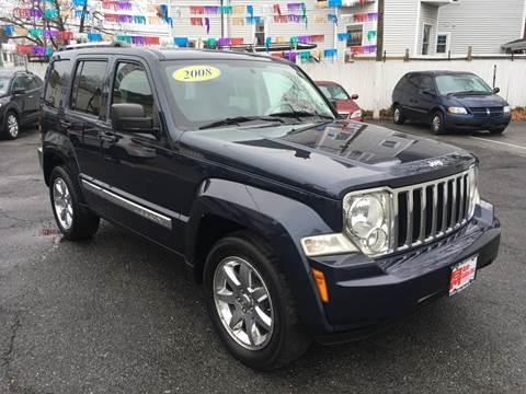 2008 Jeep Liberty for sale in Elizabeth, NJ