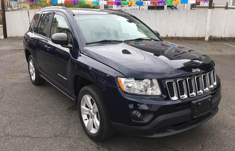 2013 Jeep Compass for sale in Elizabeth, NJ