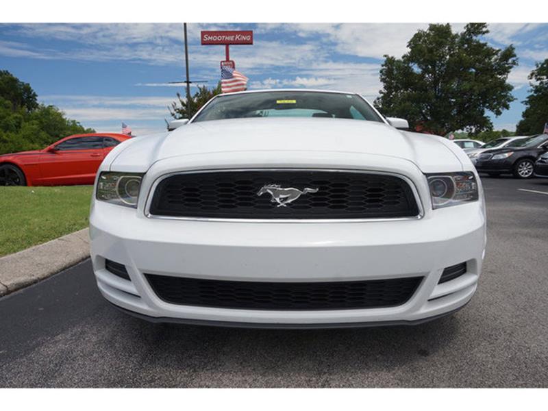 2014 Ford Mustang V6 2dr Fastback - Nashville TN