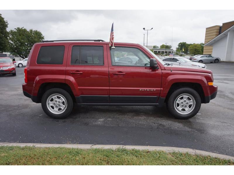 2014 Jeep Patriot Sport 4dr SUV - Nashville TN