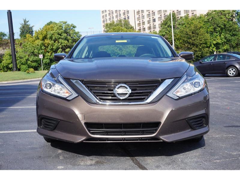 2016 Nissan Altima 2.5 S 4dr Sedan - Nashville TN
