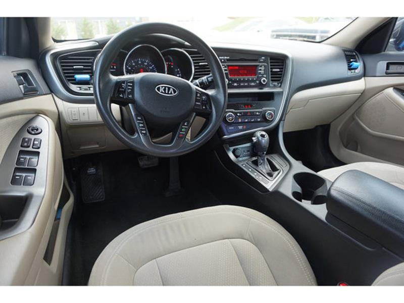 2011 Kia Optima LX 4dr Sedan 6A - Nashville TN
