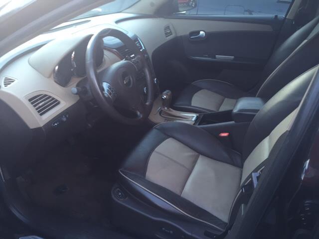 2008 Chevrolet Malibu LTZ 4dr Sedan - Pepperell MA
