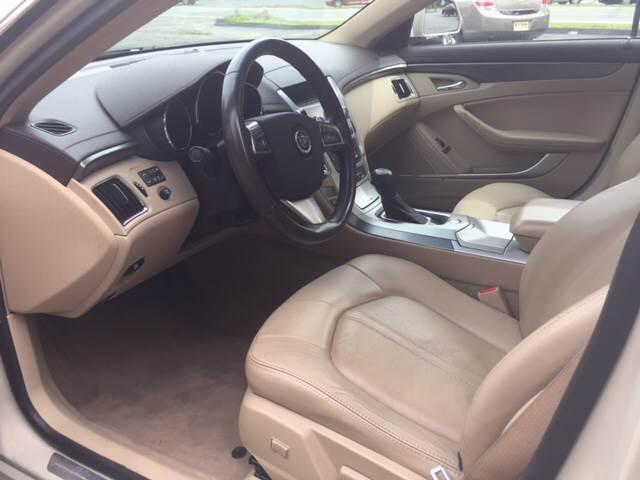 2010 Cadillac CTS AWD 3.6L V6 Performance 4dr Sedan - Pepperell MA