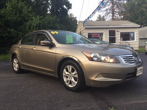 2009 Honda Accord for sale in Pepperell, MA