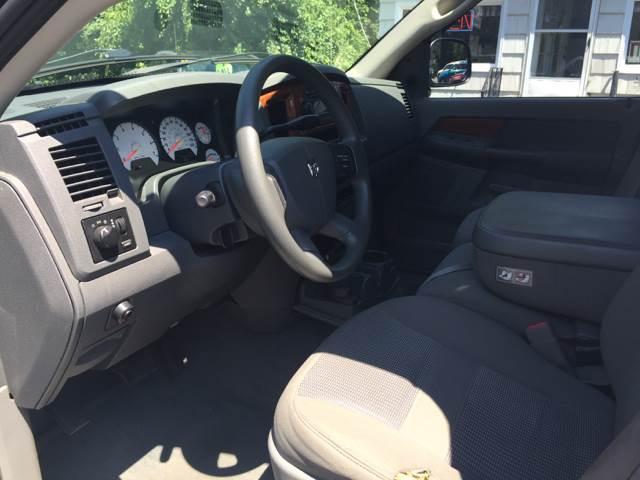 2006 Dodge Ram Pickup 1500 SLT 4dr Quad Cab 4WD SB - Pepperell MA