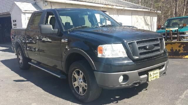 2006 Ford F-150 FX4 4dr SuperCrew 4WD Styleside 5.5 ft. SB - Pepperell MA