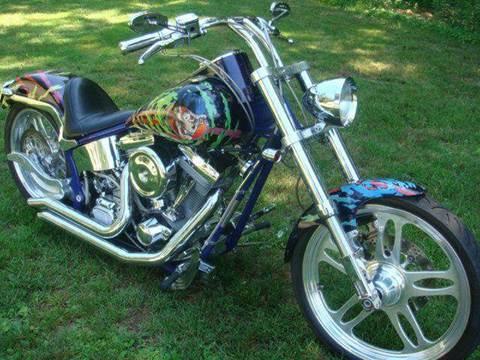 2006 Harley-Davidson Softail Laconia Custom