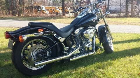 2000 Harley-Davidson Softtail