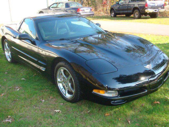 2003 Chevrolet Corvette 2dr Coupe - Pepperell MA