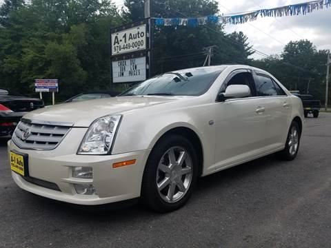 2007 Cadillac STS for sale at A-1 Auto in Pepperell MA