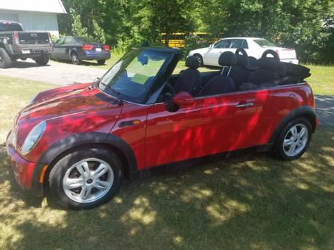 2006 MINI Cooper for sale at A-1 Auto in Pepperell MA