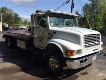 2000 International 4700 for sale at A-1 Auto in Pepperell MA