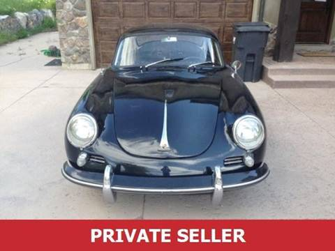 1963 Porsche 356 Speedster For Sale In Beverly Hills Ca