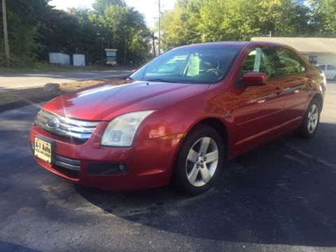 2006 Ford Fusion for sale at A-1 Auto in Pepperell MA