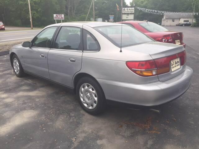 2000 Saturn L-Series LS1 4dr Sedan - Pepperell MA
