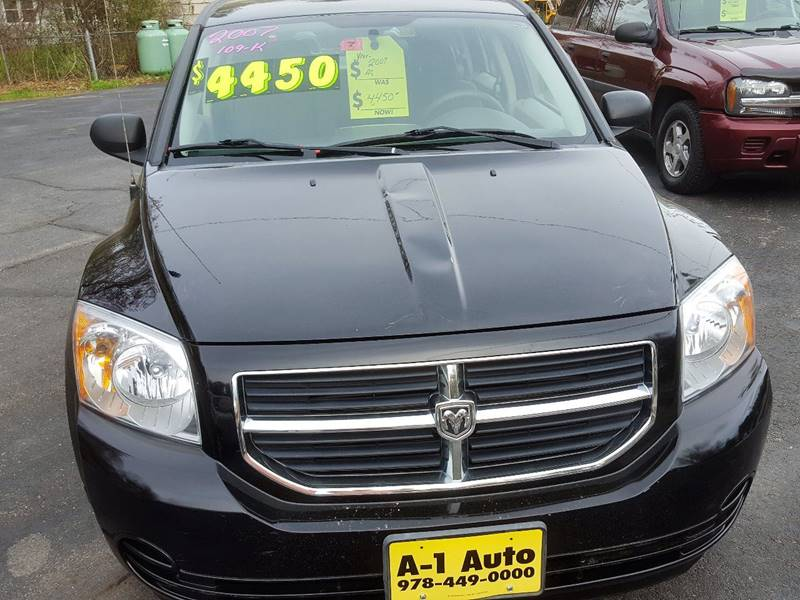 2007 Dodge Caliber SXT 4dr Wagon - Pepperell MA