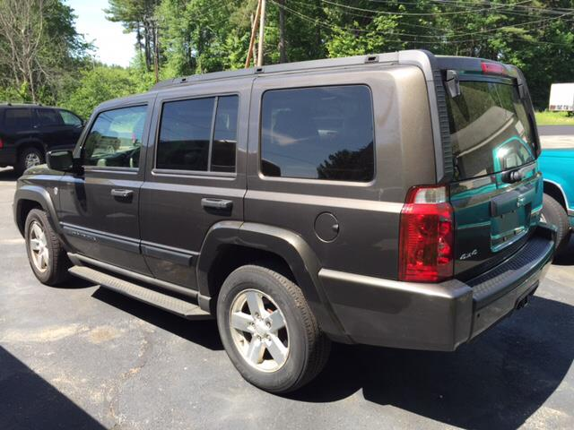 2006 Jeep Commander 4dr SUV 4WD - Pepperell MA