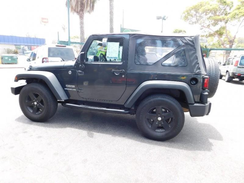 2010 Jeep Wrangler 4x4 Sport 2dr SUV - Santa Monica CA