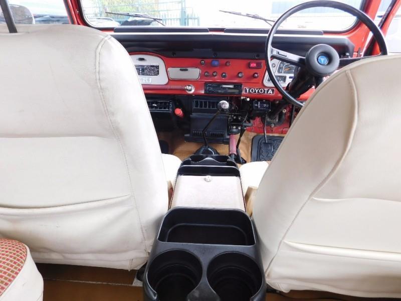 1980 Toyota FJ Cruiser BJ 41 - Santa Monica CA