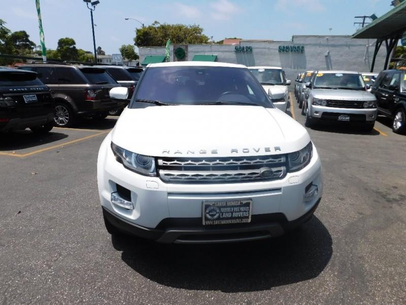 2013 Land Rover Range Rover Evoque AWD Pure Plus 4dr SUV - Santa Monica CA
