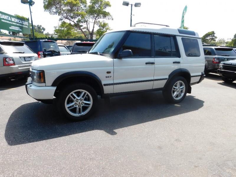 2003 Land Rover Discovery SE 4WD 4dr SUV In Santa Monica CA