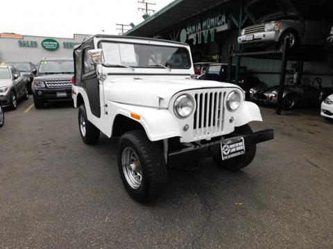 1964 Jeep Willys for sale in Santa Monica, CA