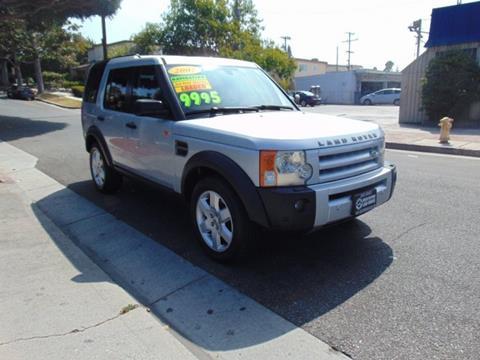 2007 Land Rover LR3 for sale in Santa Monica, CA