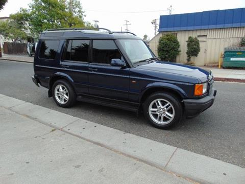 2001 Land Rover Discovery Series II for sale in Santa Monica, CA