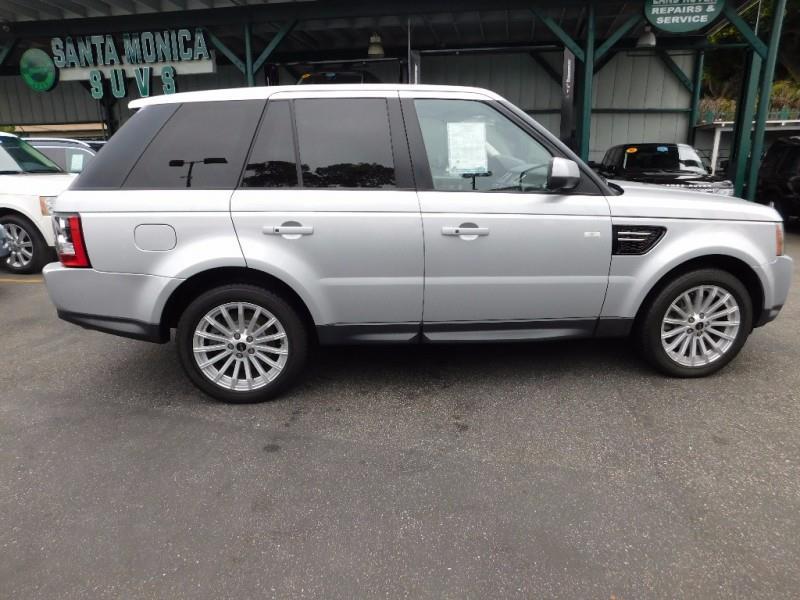 2012 Land Rover Range Rover Sport 4WD 4dr HSE - Santa Monica CA